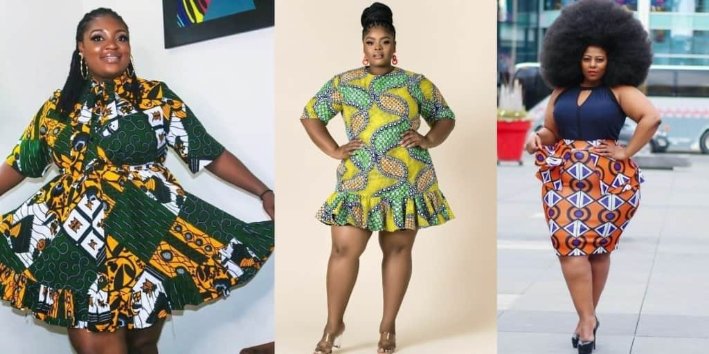 13 PHOTOS Admirable Plus Size Fashion Influencers - African Dresses For Women
