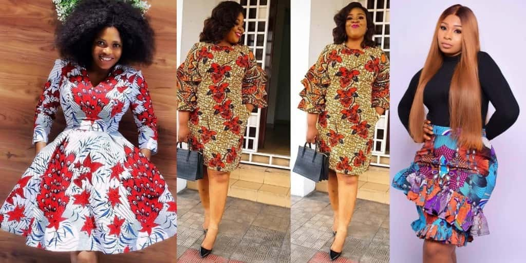 PHOTOS Dazzling Ankara Styles For Women - Best Charming African Dresses 2021