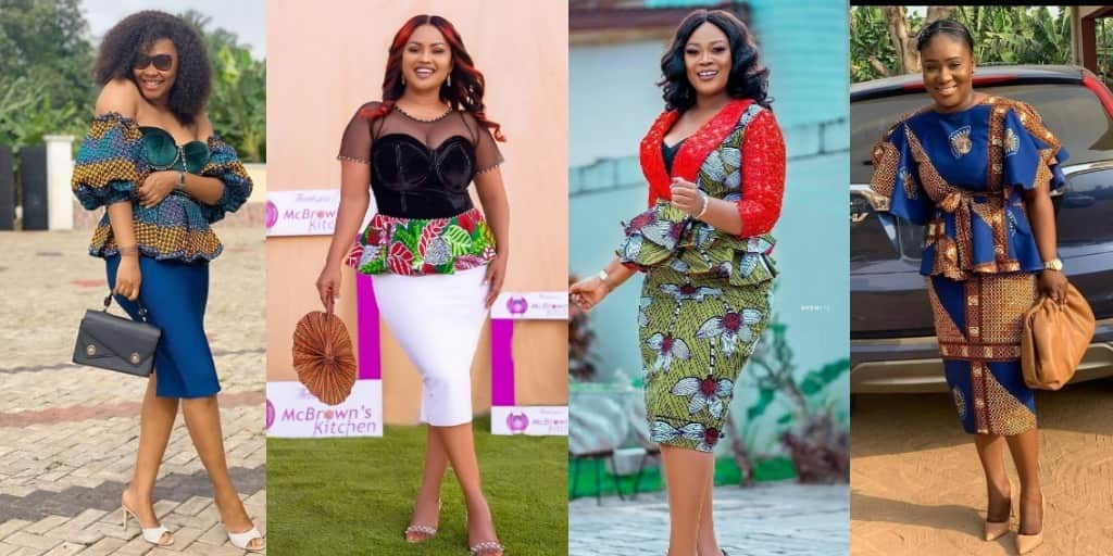 Appealing Ankara Styles For Women - Admirable African Fashion Outfits 2021