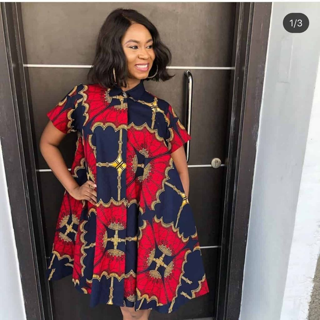 Charming Ankara Dress Styles For Swag Ladies - Best African Dresses For Female University Students 2021