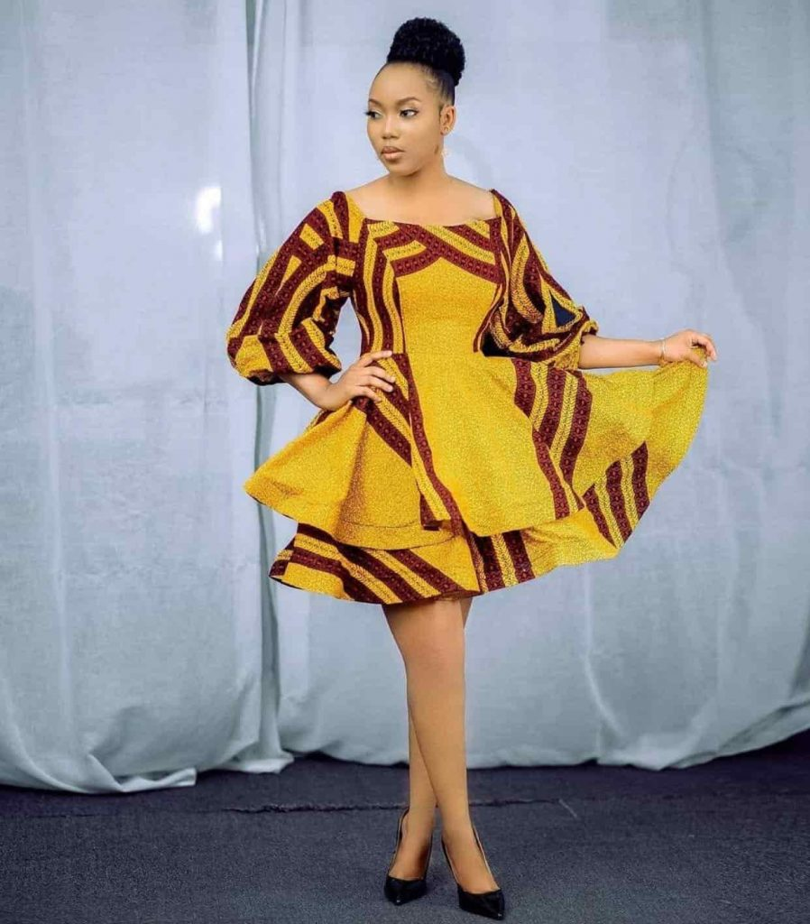 Gorgeous Ankara Styles For Classy Women - Ravishing African Fashion Designs To Rock This Year
