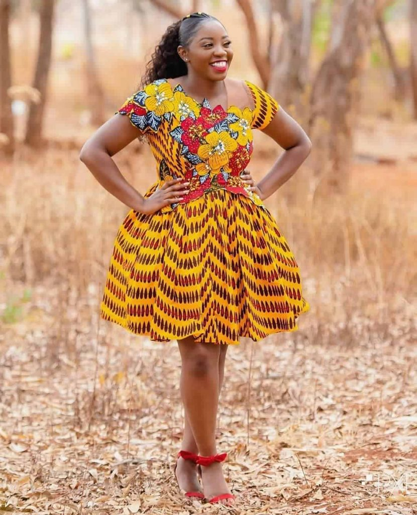 Latest Ankara Styles For Women - Unique & Classy African Fashion Of The Day