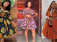 Latest Trends African Dresses For Beautiful Ladies - Look classy & Gorgeous Everyday
