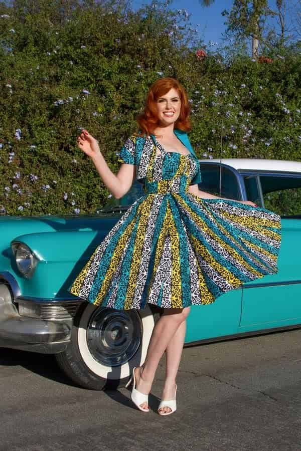 Magnificent Ankara Styles For Superb Women - Charming African Fashion Outfits To Try On