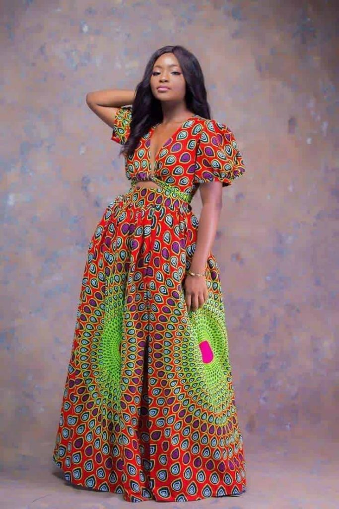 PHOTOS African Dresses Vibe - Ankara Fashion Styles You Need To Try On 2021