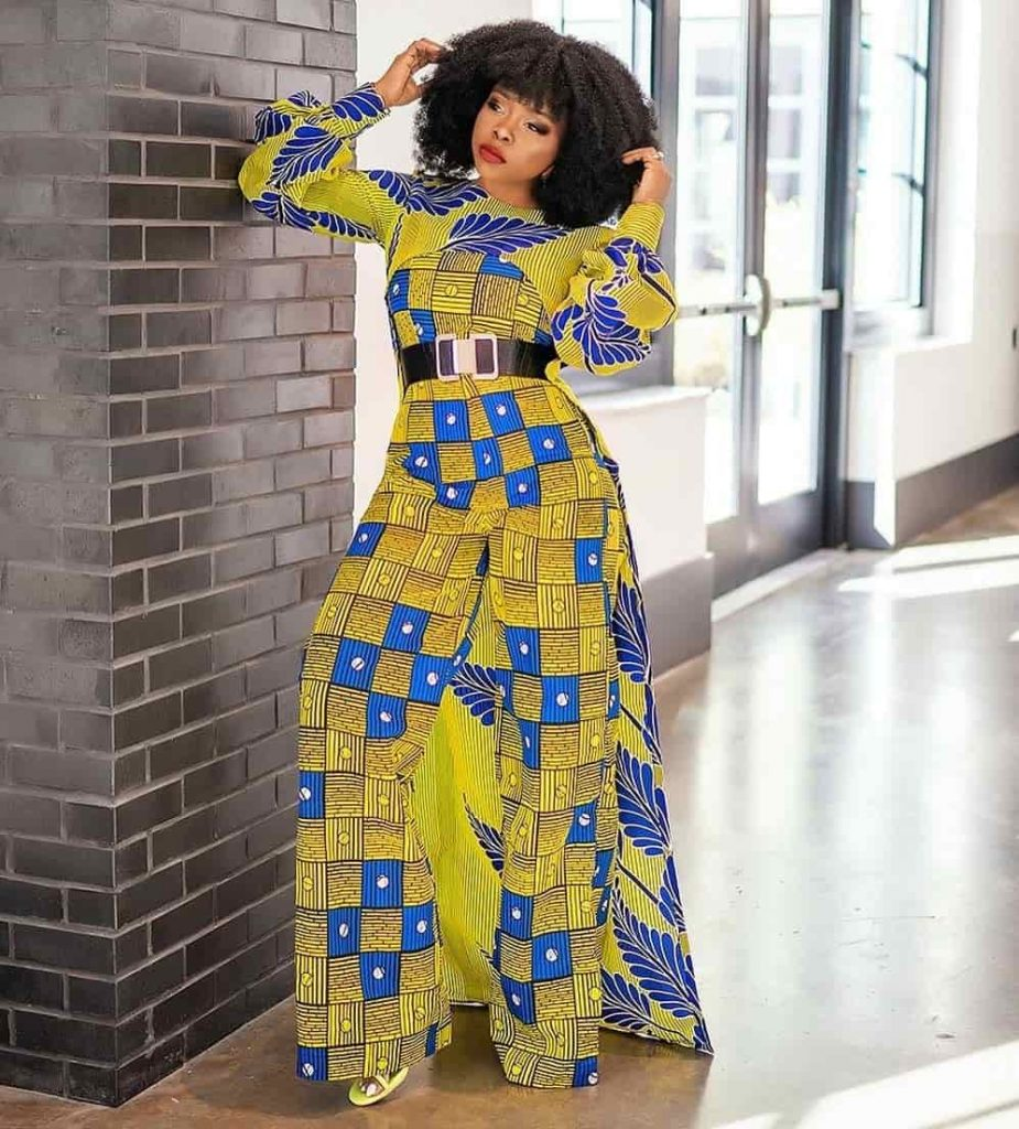 PHOTOS Ankara Long Gown Styles For Women - Gorgeous African Fashion Outfits 2021