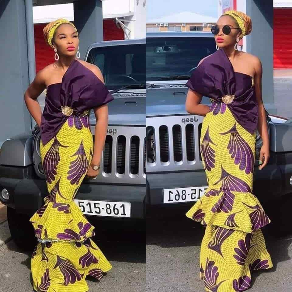PHOTOS Lovely African Fashion Designs You Need To See - Best Ankara Styles 2021