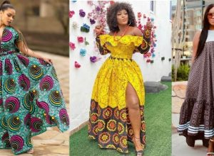 PHOTOS Marvelous Ankara Fashion Styles For Ladies - Unique African Dress Vibes 2021
