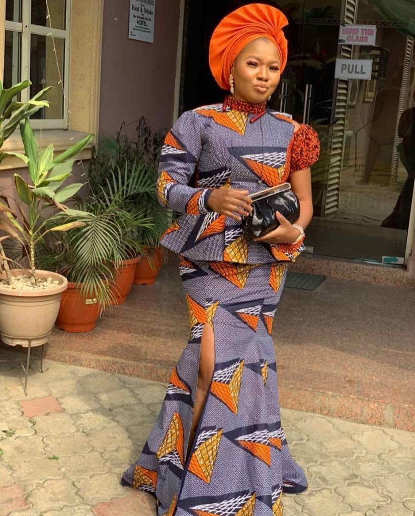 Unique Ankara Skirt and Blouse Designs For Women - Latest African Dresses For You