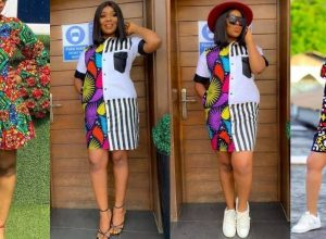 Well-Formed Ankara Dress Styles For Ladies - Cute African Fashion Designs 2021