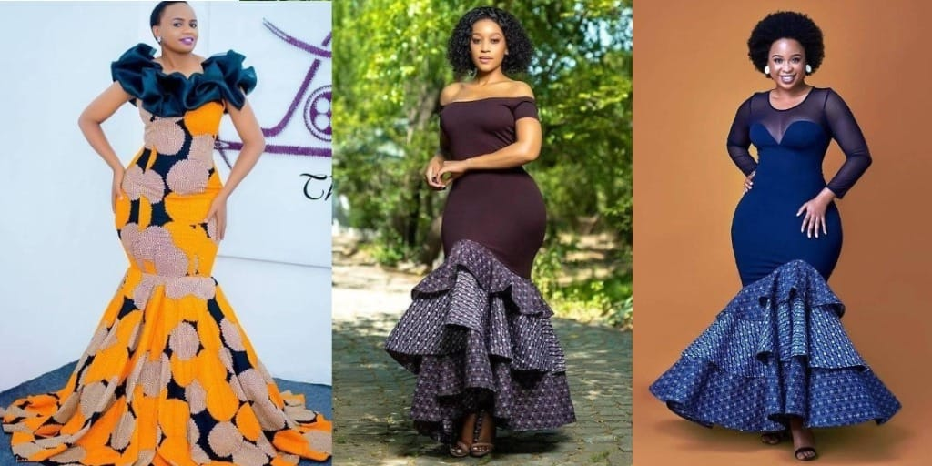 12 PHOTOS Gorgeous African Dress Styles For Ladies - Wonderful Ankara Styles To Try On 2021