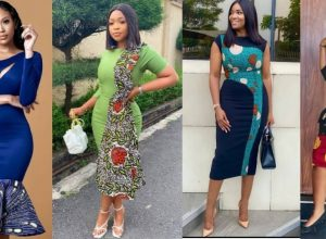 Classy Ankara Dress Styles For Women - Charming & Attractive African Fashion Designers 2021