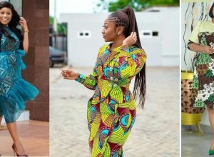 Gorgeous African Fashion Designers Vibe Of The Day - New Ankara Dress Styles 2021