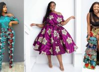 Latest PHOTOS Classy & Angelic Ankara Styles For Women - Ravishing African Fashion Designers