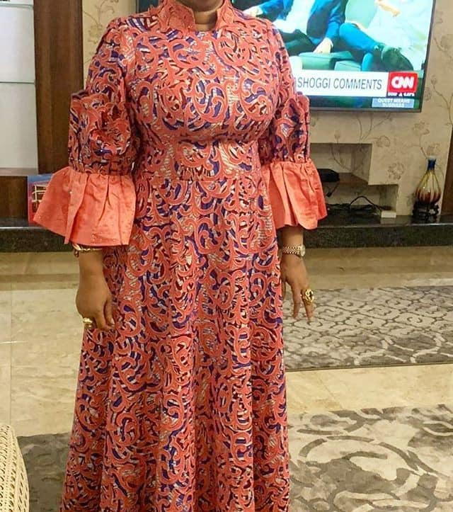 PHOTOS Appealing African Fashion Designs For Women - Ankara & Asoebi Styles 2021