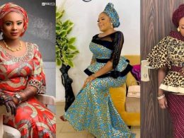 PHOTOS Best Ankara Styles For Women - (African Fashion Designers) New African Dresses For Church 2021