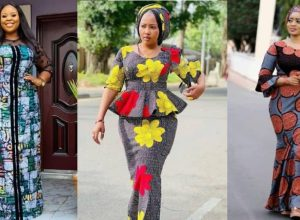 PHOTOS Classy Ankara Styles For Amazing Women - Unique African Fashion Dress Designs 2021