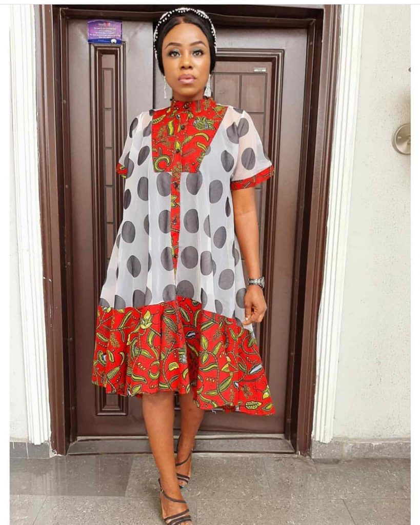 PHOTOS Cute Ankara Styles For Ladies (New Vibes) - Marvelous African Fashion Outfits