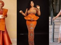PHOTOS High-Class Asoebi Dress Styles For Women - Wedding, Church, Birthday Party & Engagement African Dresses