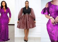 PHOTOS Lovely African Dresses Inspiration - Good-Looking African Fashion Styles For Church
