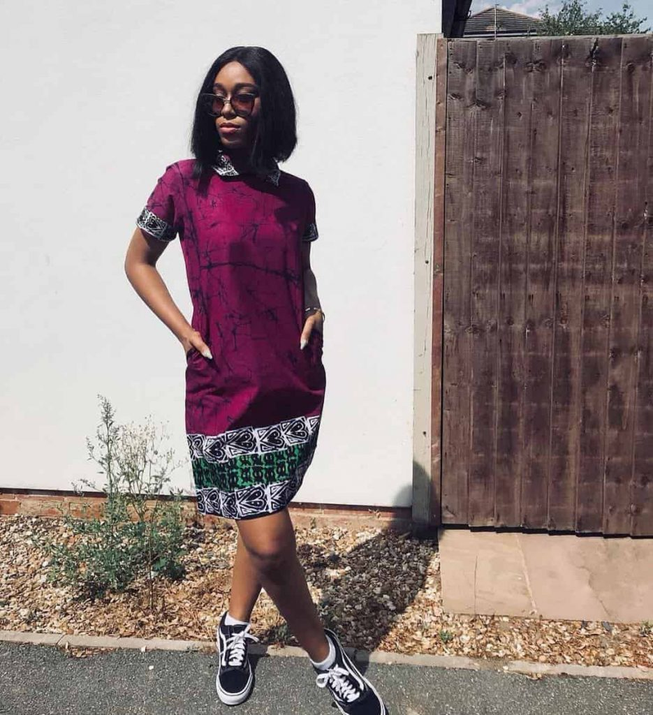 13 Dazzling Ankara Short Gowns For Simple Ladies - Unique Ankara Styles To Try On