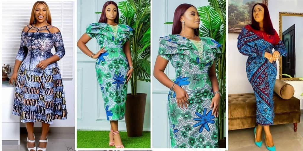 PHOTOS Classy African Fashion Designs You Need To See - African Dresses 2021