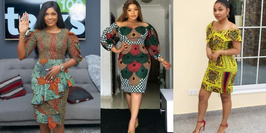 PHOTOS Latest Ankara Straight Dress Styles For Ladies - Well-formed African Fashion
