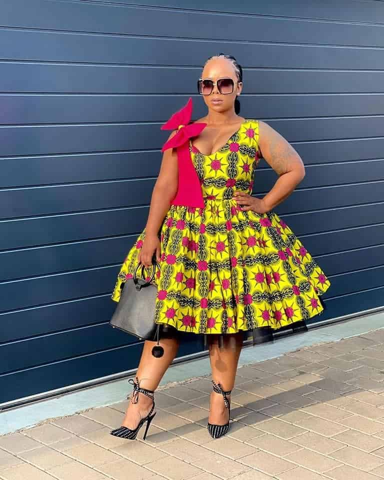 PICTURES Aesthetically Appealing Ankara Styles You Need To Try On - New African Dresses