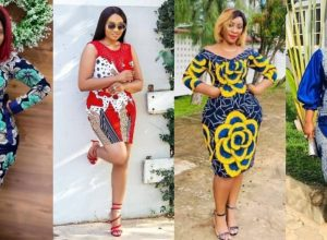 PICTURES Elegant Ankara Straight Dress Styles For Ladies - African Dresses