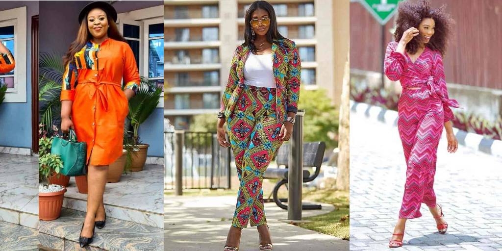 IMAGES Rich African's Travelling Fashion Designs Dresses.