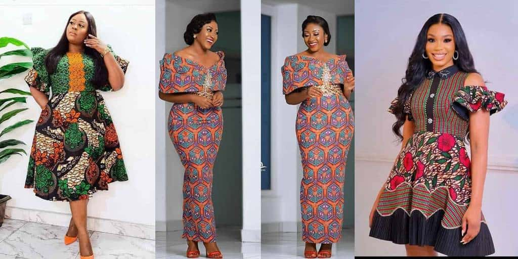 IMAGES Superb African design And Stylish fashion Dresses.