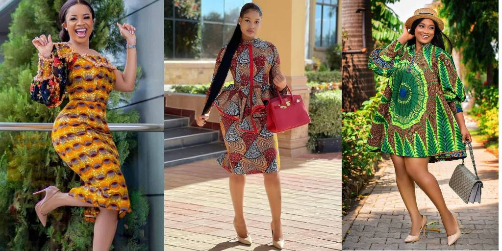 Church Clothes, Travel Dresses, Office Wears - Competitive Women Outfits
