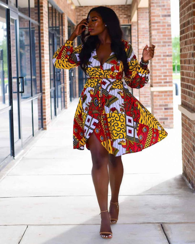 Everyday Outfits You'll Fall For - Gorgeous Ankara Dress Styles For LadiesEveryday Outfits You'll Fall For - Gorgeous Ankara Dress Styles For Ladies