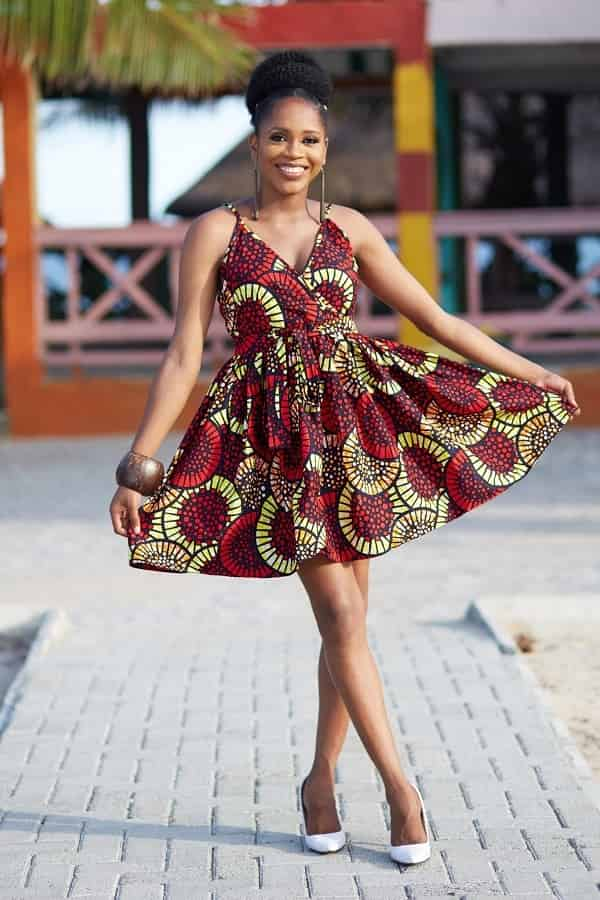 Everyday Outfits You'll Fall For - Gorgeous Ankara Dress Styles For Ladies