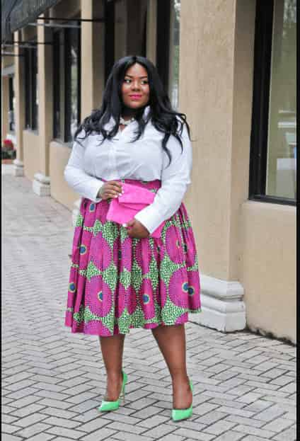 Plus Size Fashion Clothing For Church - Top Trending Fashion Styles