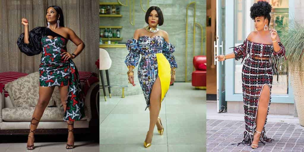 Pretty Celebrity Outfits For Stage Performance, Program, Beach & Party
