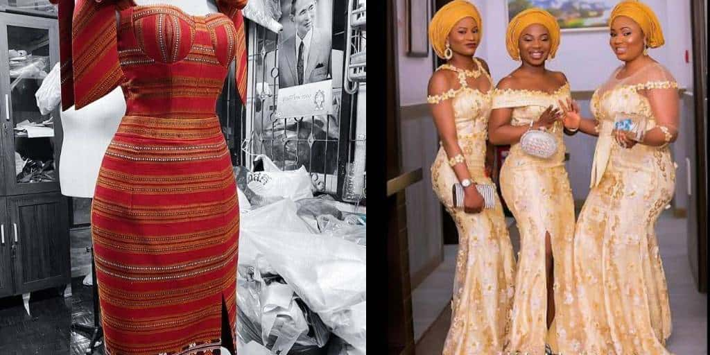 Splendid African Fashion Designs And StylesBest Asoebi Outfits (1)