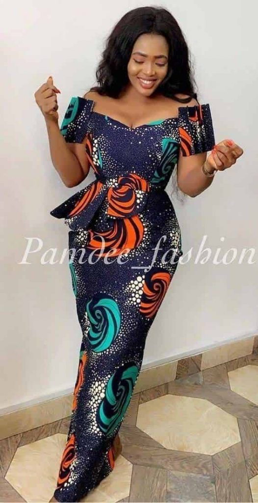 Splendid African Fashion Designs And Styles Best Asoebi Outfits