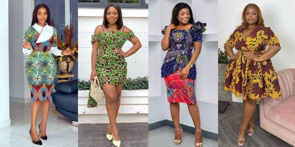 Superb Ankara Dresses You Need To Try On - Rosy African Fashion Designers
