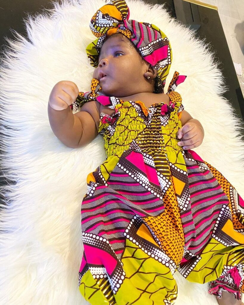 Fabulous Kids / Baby's Fashion Designs You Can Wait To See!