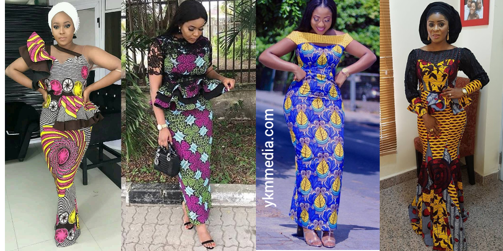 Enchanting Church Dresses For Glorious Ladies - Nice Worshipers Outfit.
