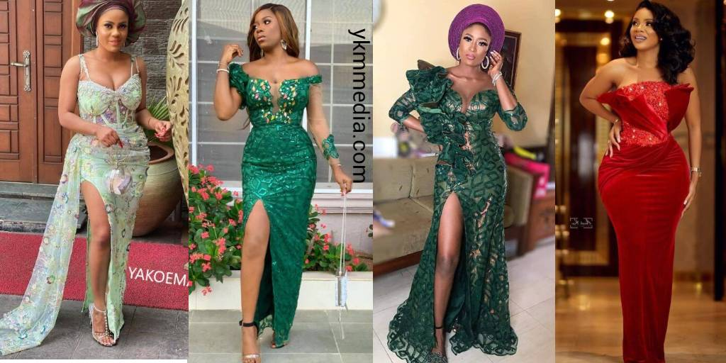 Exquisite AsoeEbi Dress Styles For Parties, Weddings, And Engagements
