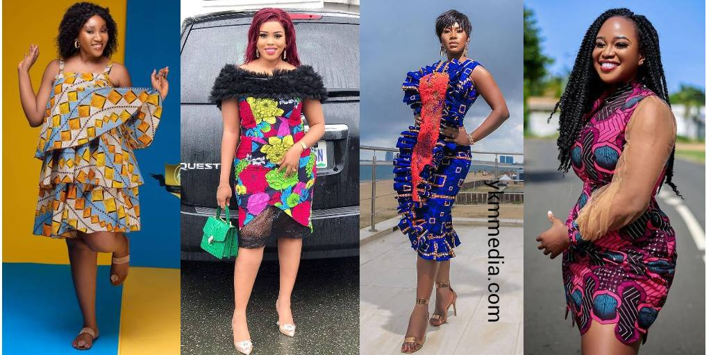 Majestic Africa Fashion Designs - Cute And Simple Dress Style For Ladies