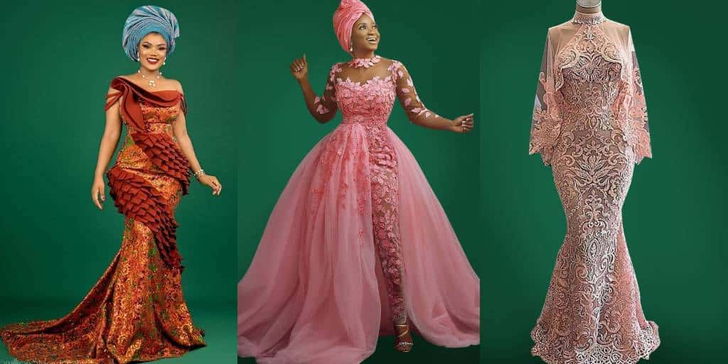 Mind-Blowing Wedding Dress Styles For Ladies. Classy Design Wears