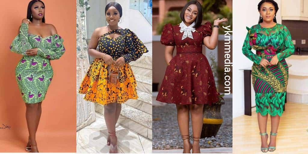 The Queen Ladies Dress Of The Year - Exclusive African Designs For Ladies