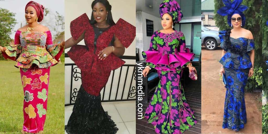 Unique Africa Wear Styles For Cute Ladies - Stunning Fashion Designs