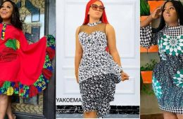 African Dress Styles You Can Rock Up Today - Crazy Fashion Designs For Ladies