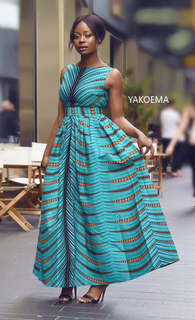 Exclusive African Designs For Traveling - Exquisite Clothing Styles You'll Love