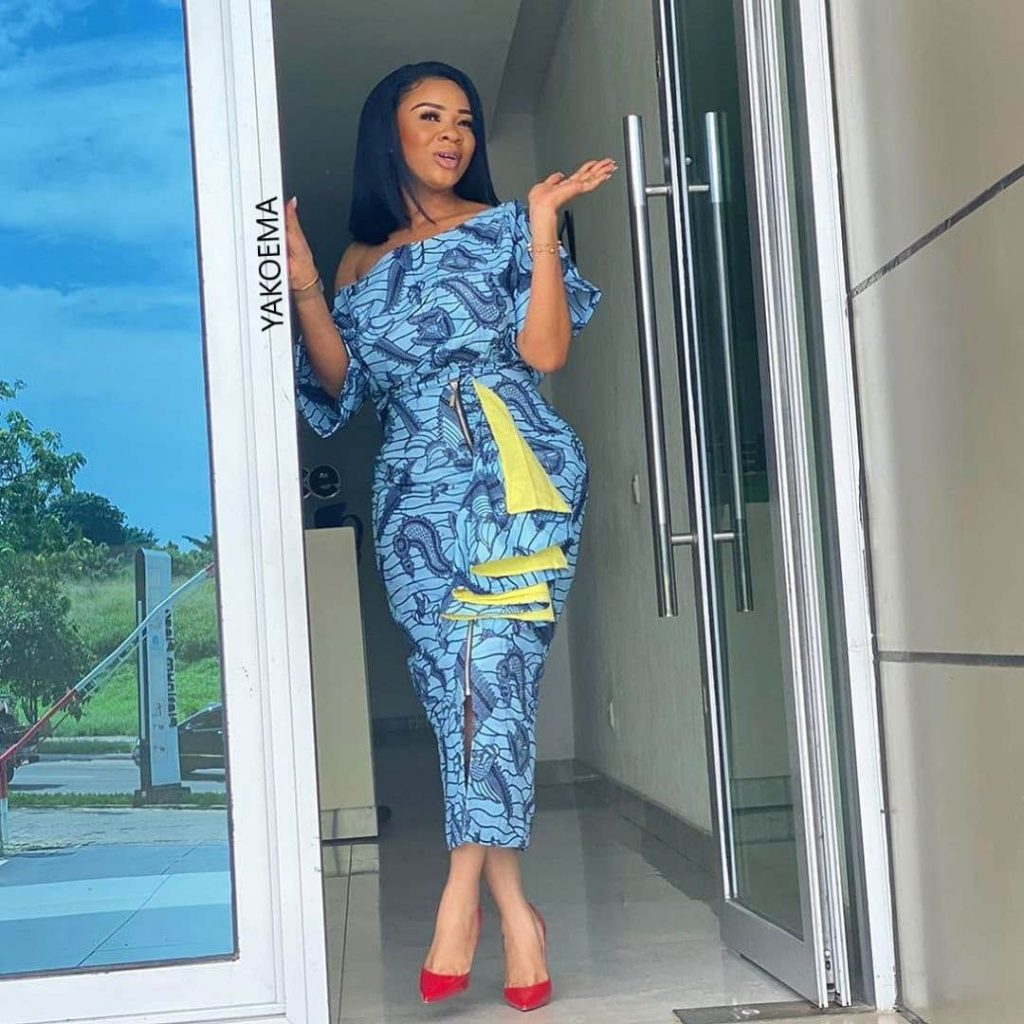 Fabulous Ankara Fashion Designs You Can Try Today - Cute And Simple Popular Styles