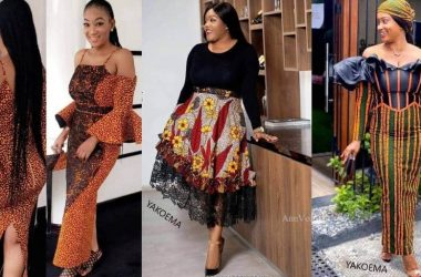 Funeral Clothing Designs For Women - Eventual African Fashion Wears You Can try Now